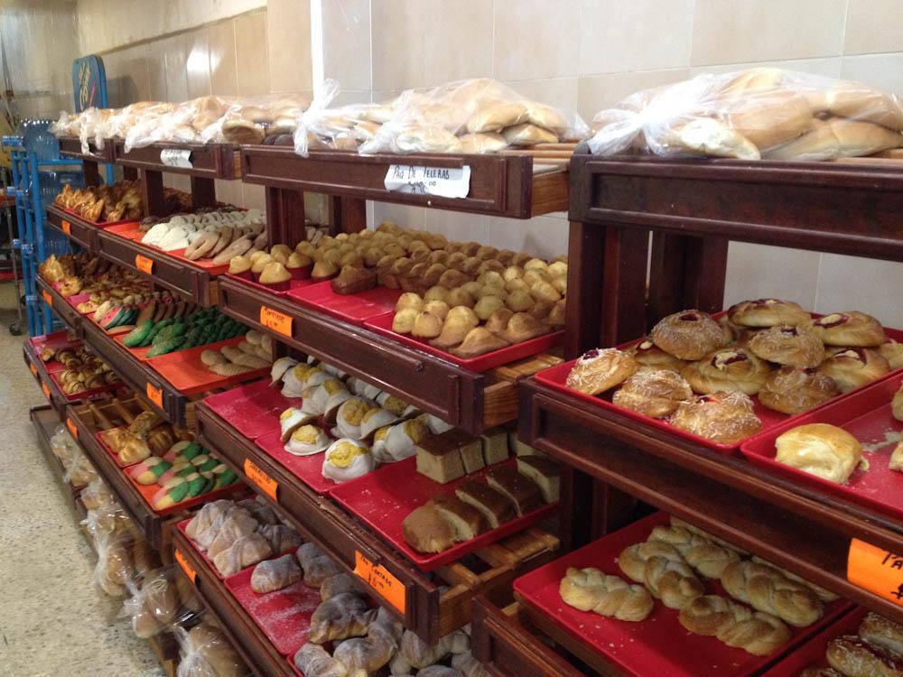 Bakery in Tulum