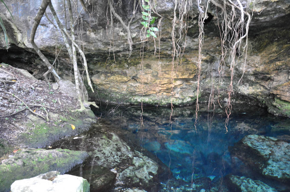 Cenote Cristalino