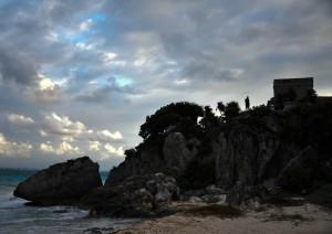 Tulum, between sea and sky