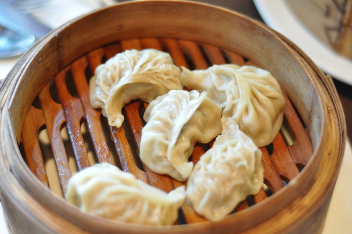 Dumplings in Dubai