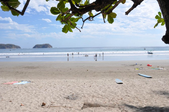Playa Samara: pure bliss!
