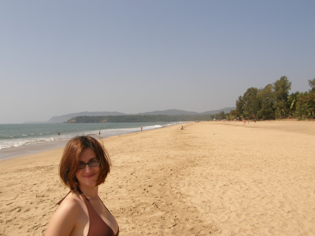 South Goa: falling in love with India more and more each day!