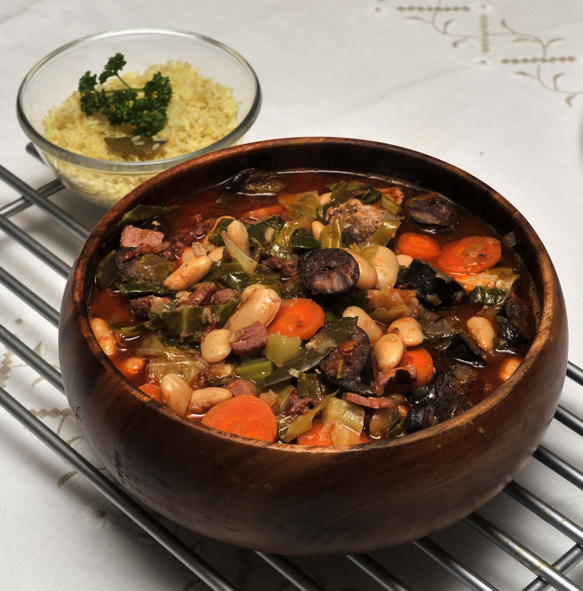 Stew Pig Ears And Trible Puerto Rican Style feijoada22