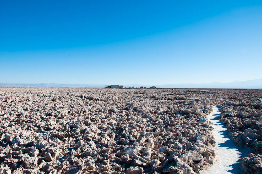 The immense salt planes