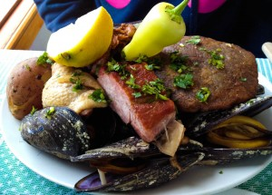 Chilean curanto: what a feast!
