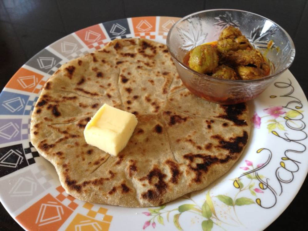 Paratha from India