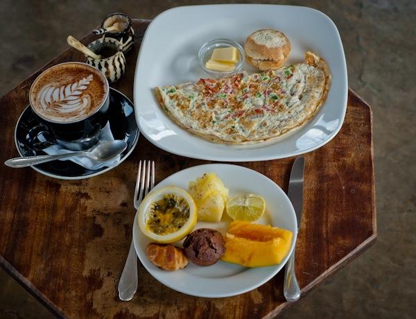 Zanzibar Breakfast