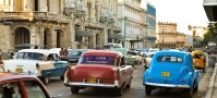 Typical Havana Street