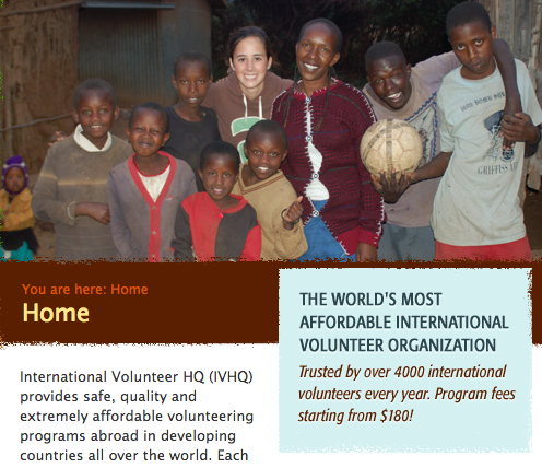YAY! Volunteering is cheaper than ever!!