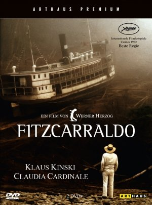 Fitzcarraldo movie poster