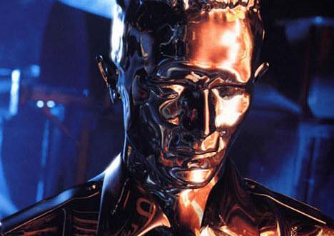 A scene from Terminator