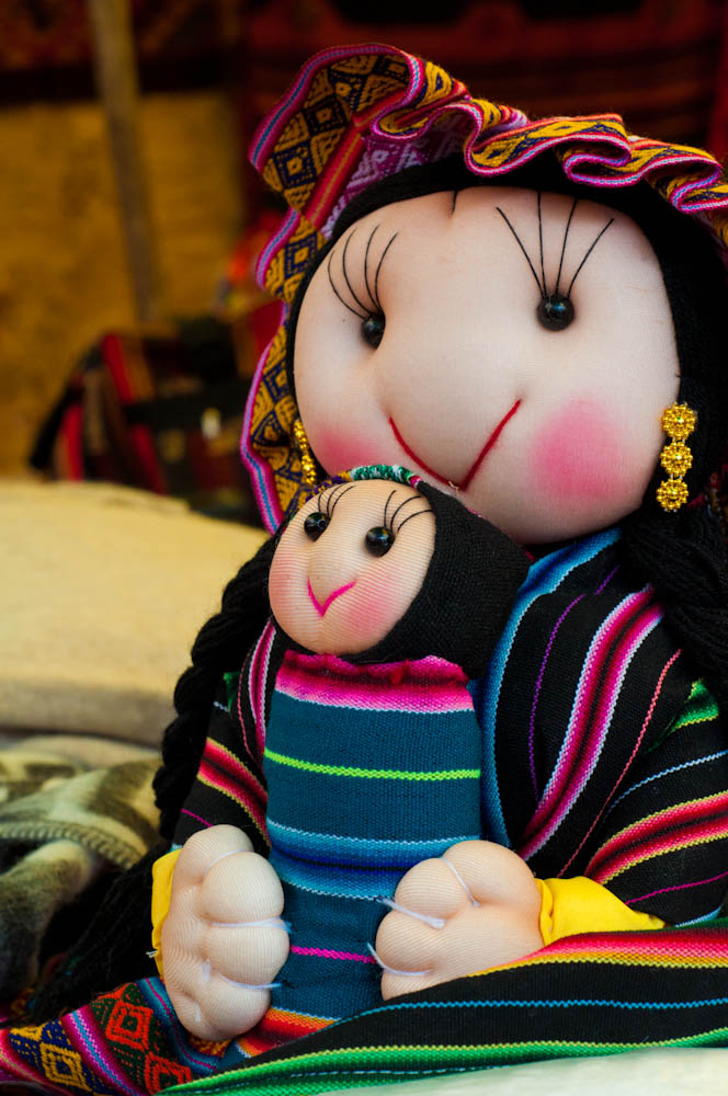 one of the most popular items in Peruvian markets