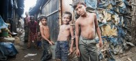 POVERTY-CHILDREN IN DEVELOPING COUNTRIES