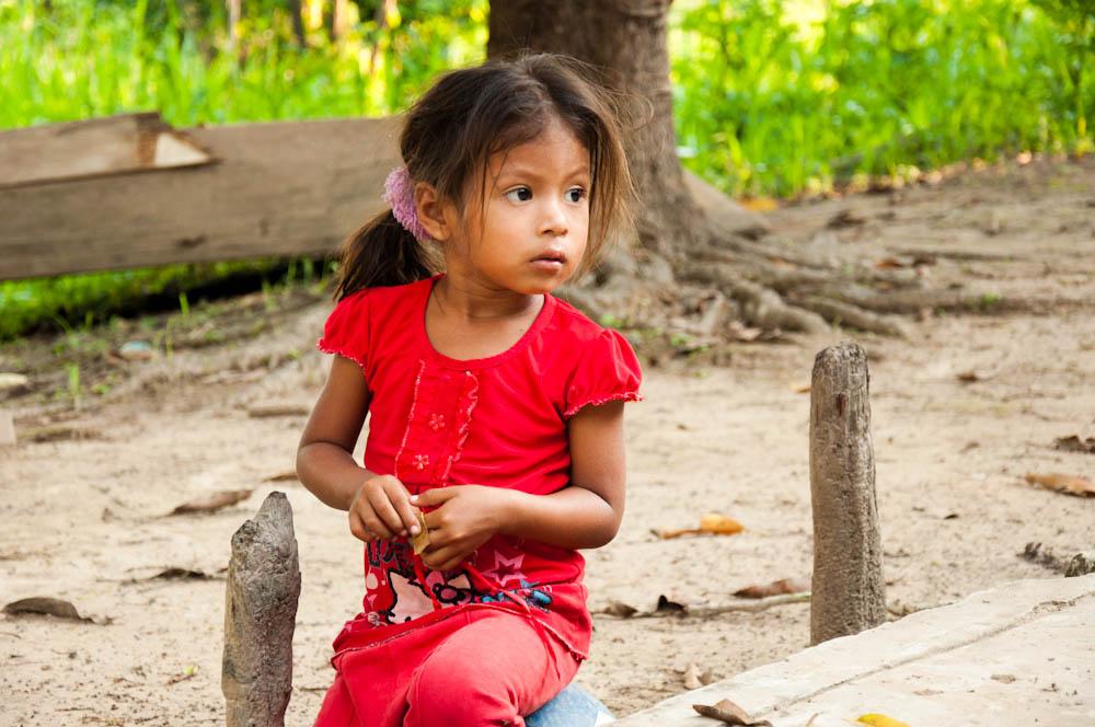 Lobo's daughter. So cute!