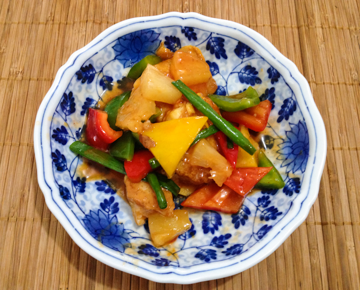Sweet, sour and delicious!