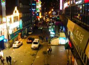 Street in Busan