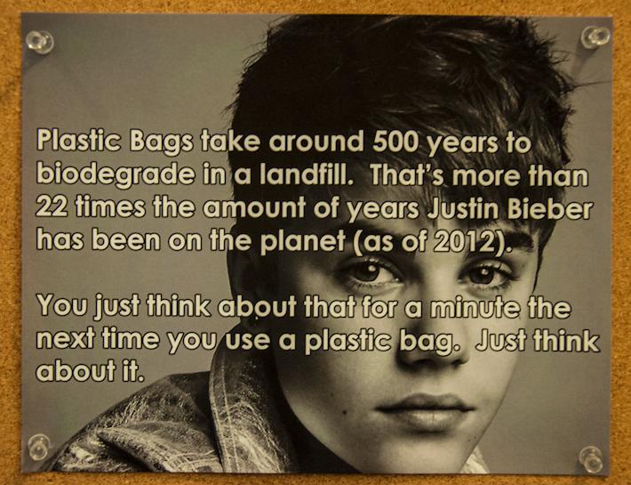 Tales of Plastic & Justin Bieber