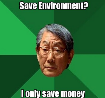 Environment vs Hostels' greed