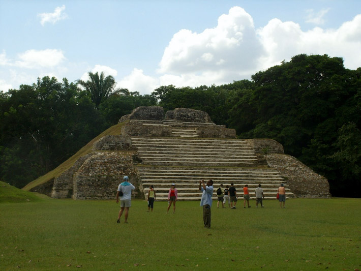 Altun Ha Maya Ruins in Belize