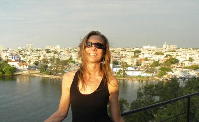 Conner en Habana