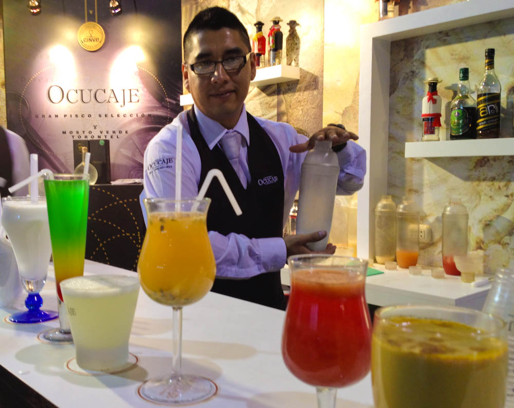 Pisco cocktails