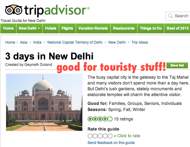 Tripadvisor mini-guide: 3 days in New Delhi